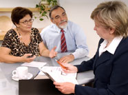 Mediation for property division
